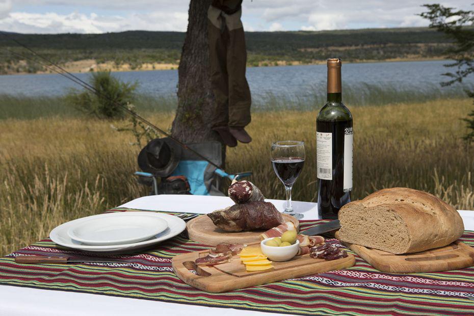 Lago Rosario Lodge Lunches