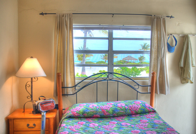 Andros South Lodge Rooms
