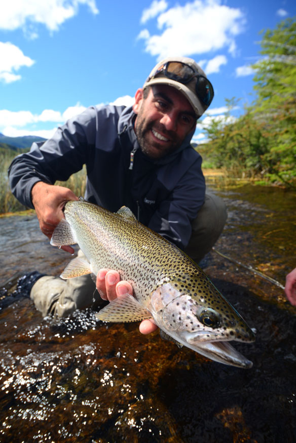 Emiliano Luro Fly Fishing