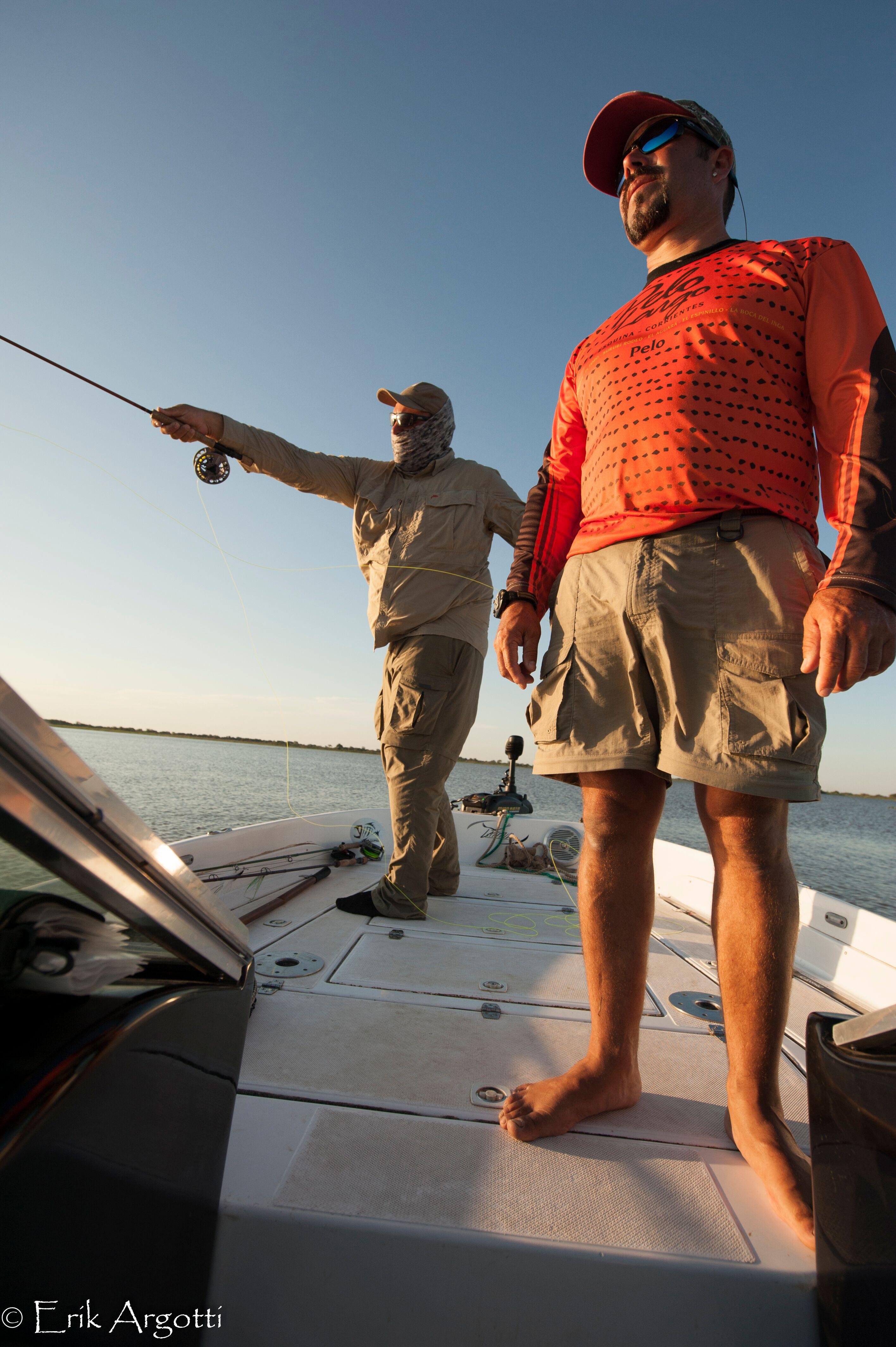 Best Golden Dorado Fly Fishing Argentina