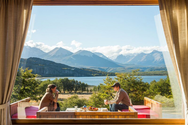 Tres Valles Fly Fishing Lodge Argentina