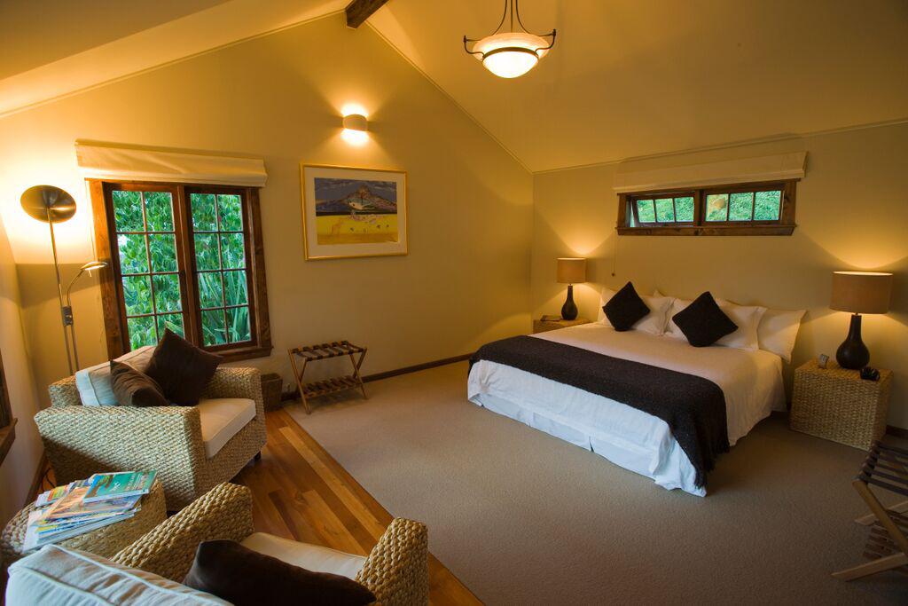 Owen River Lodge New Zealand Accommodations