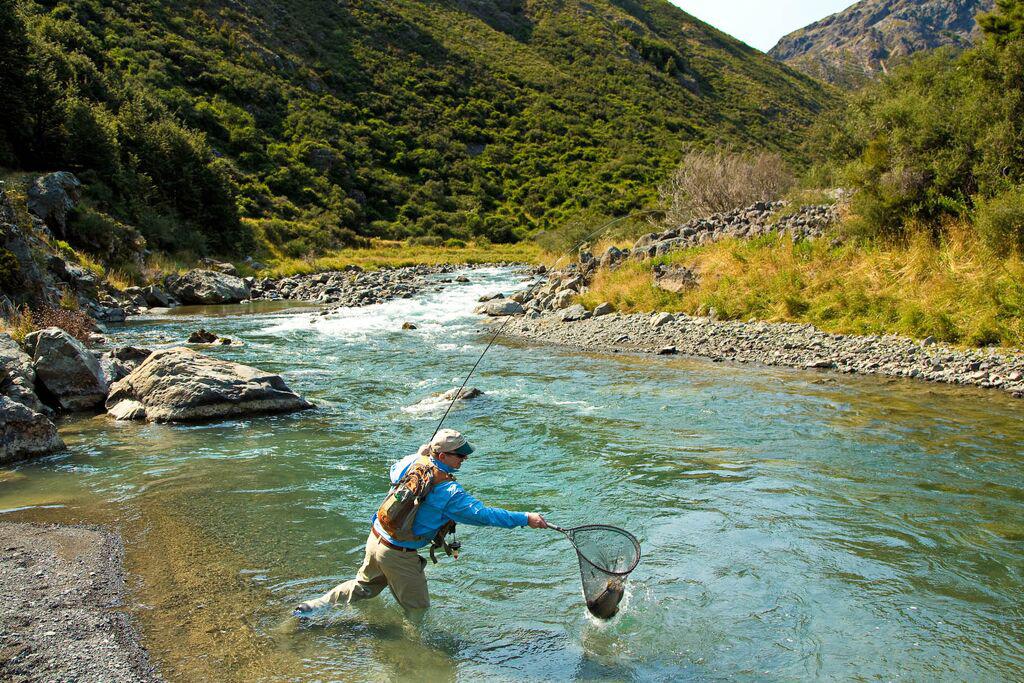 South Island Flyfishing