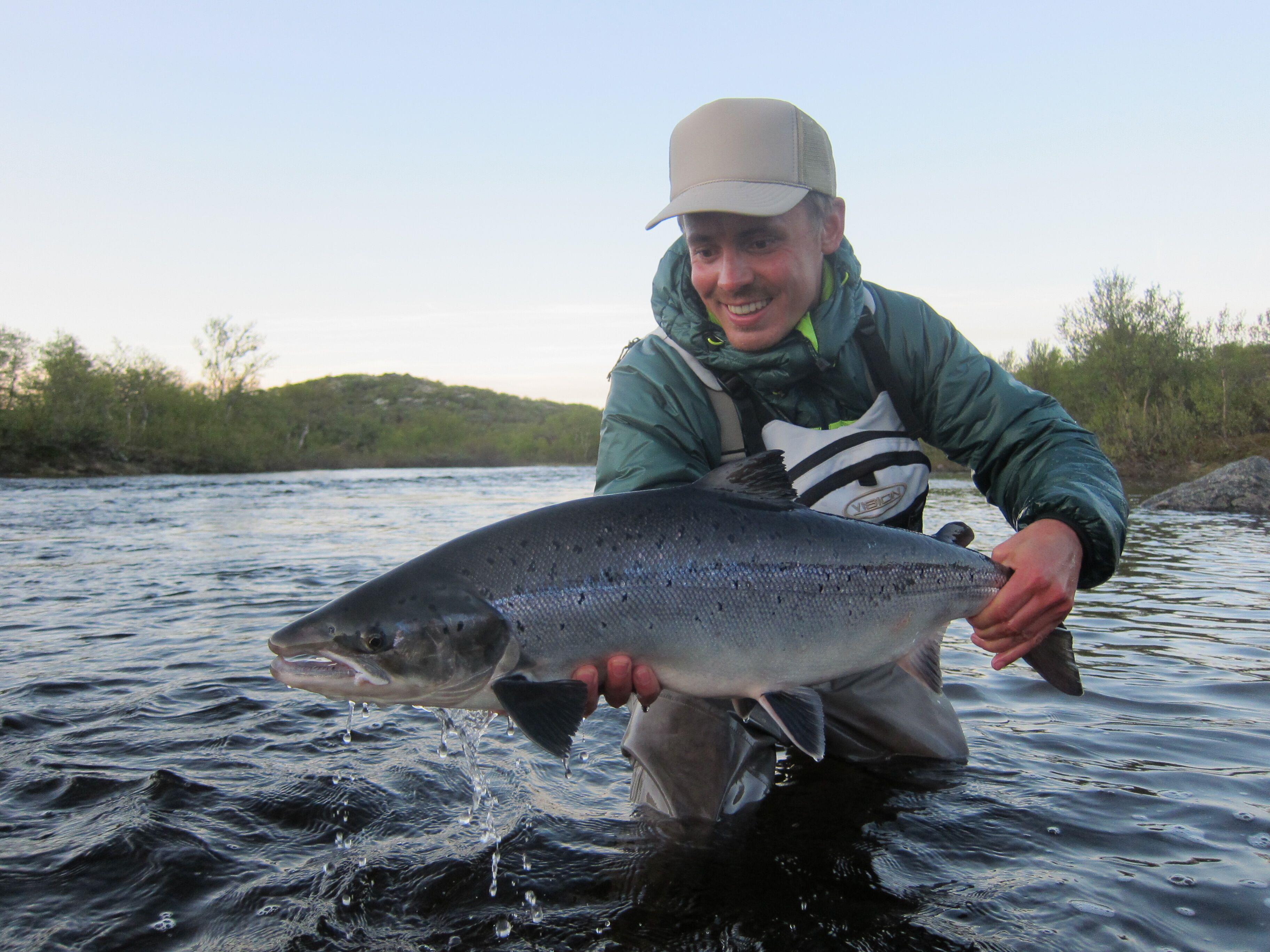 Belousiha Salmon Lodge