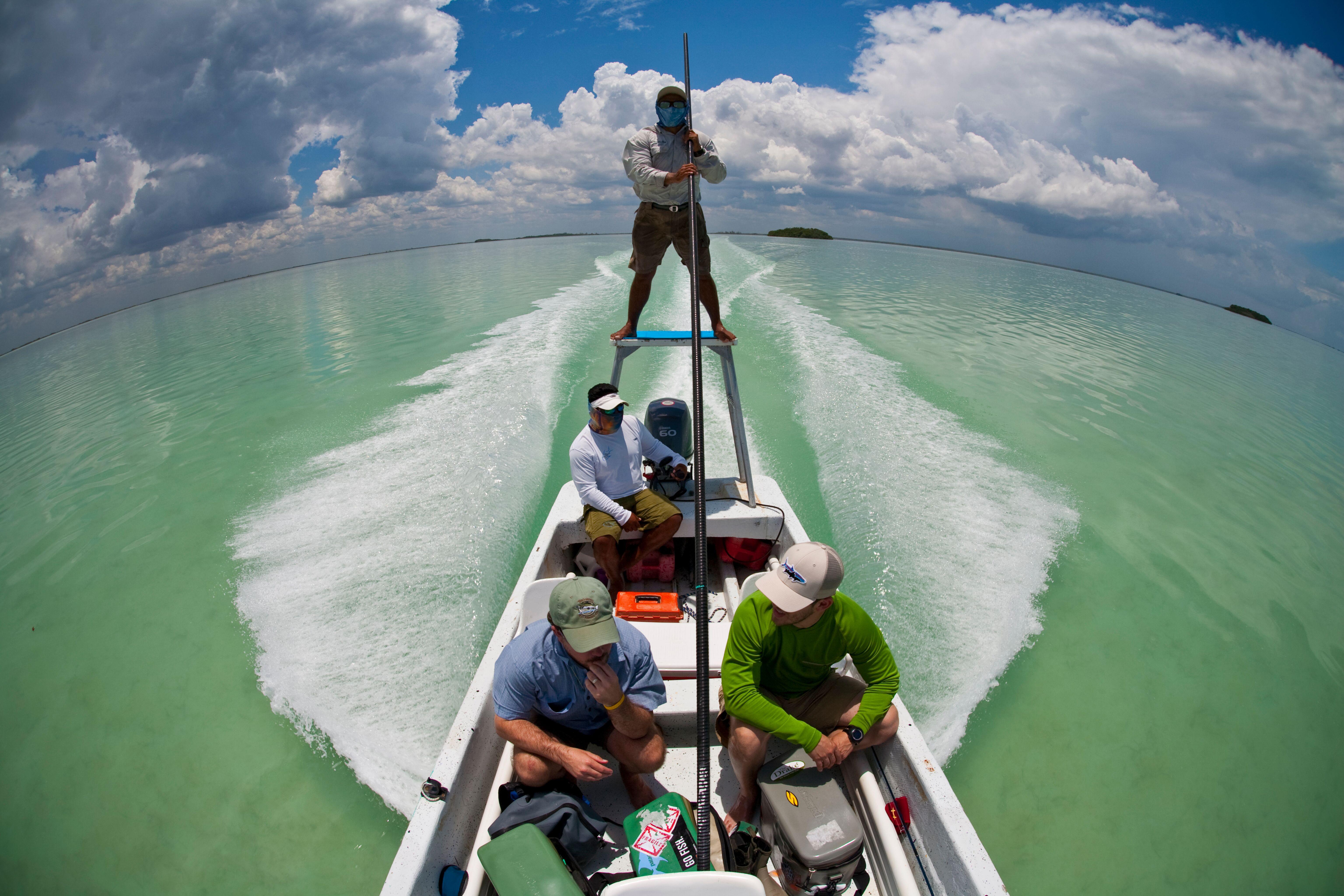 Mexico Permit Fishing Destination