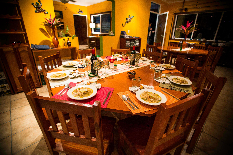 Palometta Club Food