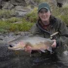 Womens Fly Fishing Jurassic Lake
