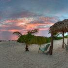 Bahamas Bonefish Sunrise