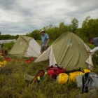 Kamchatka Tent Camp, The Fly Shop Wilderness Float