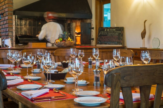 Patagonia River Guides Kitchen Cuisine