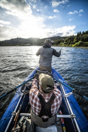 Affordable Fly Fishing Patagonia Argentina Trout Bum Rio Pico Justin Witt