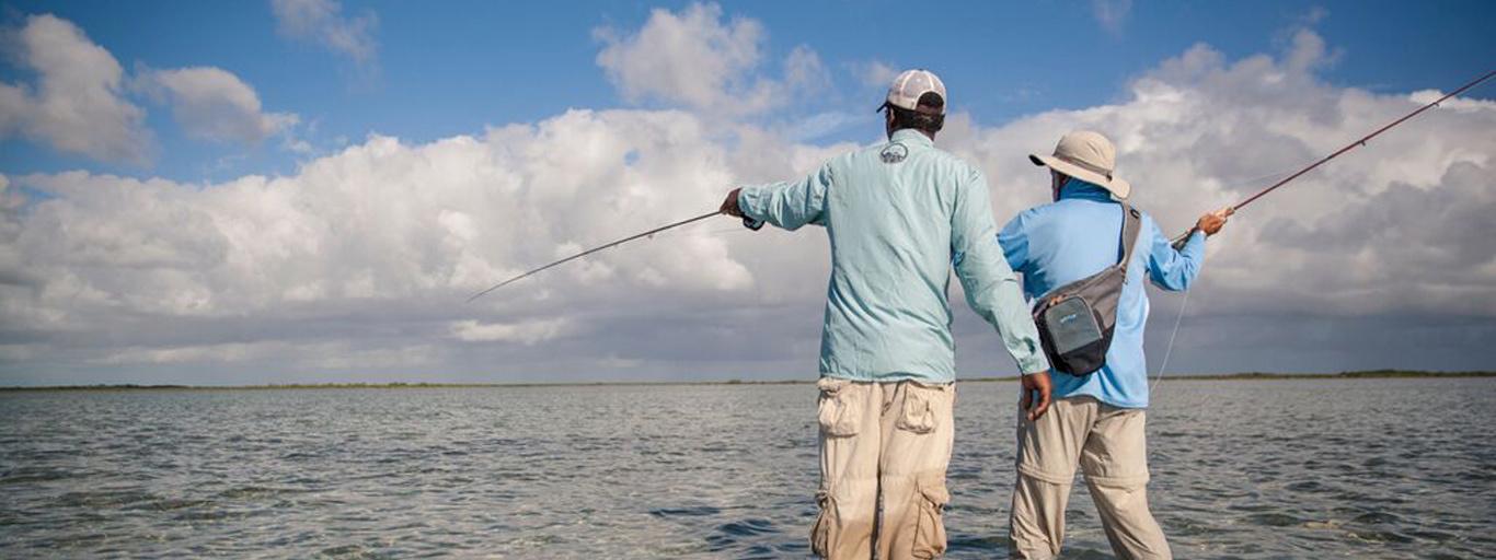 Andros Bonefish Guides Bahamas