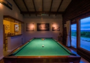 Patagonia River Guides Trevelin Lodge Pool Table