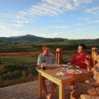 Cinco Rios Lodge Chile Outdoor Patio