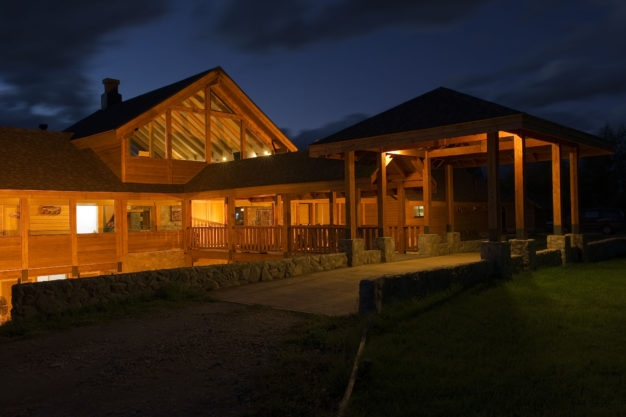 Cinco Rios Lodge Chile Patagonia Fly Fishing