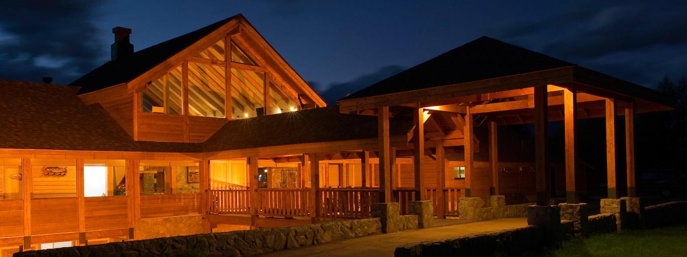 Cinco Rios Lodge Chile