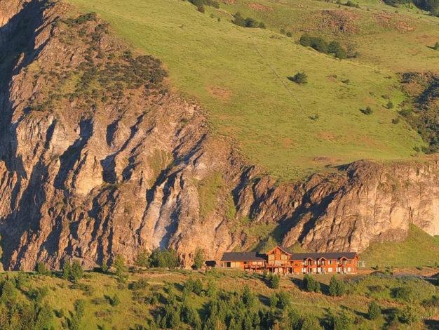 Cinco Rios Lodge Chuile Location Simpson River