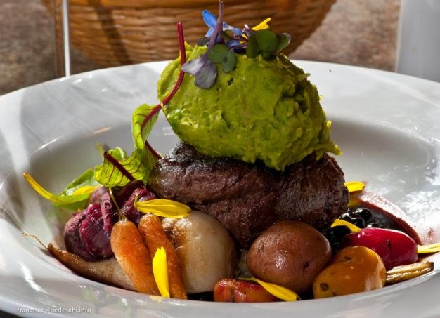 Cinco Rios Lodge Fine Dining
