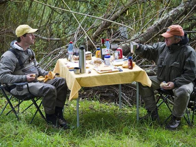 Cinco Rios Lodge Lunches
