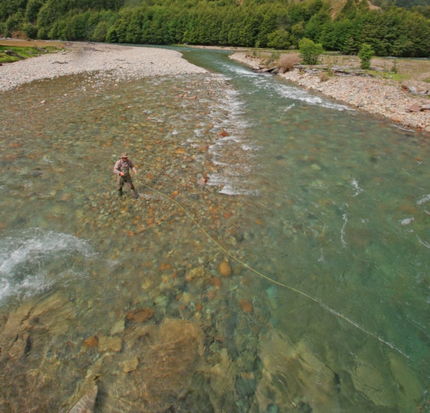 Cinco Rios Rivers