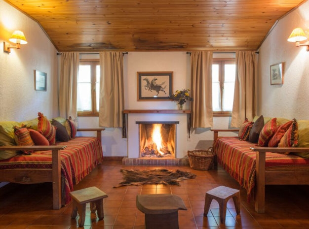 Fly Fishing Lodge Northern Patagonia