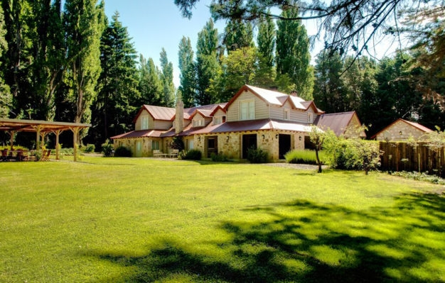 Fly Fishing Lodges Northern Patagonia
