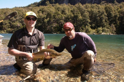 Lago Rosario Lodge Argentina Brown Trout