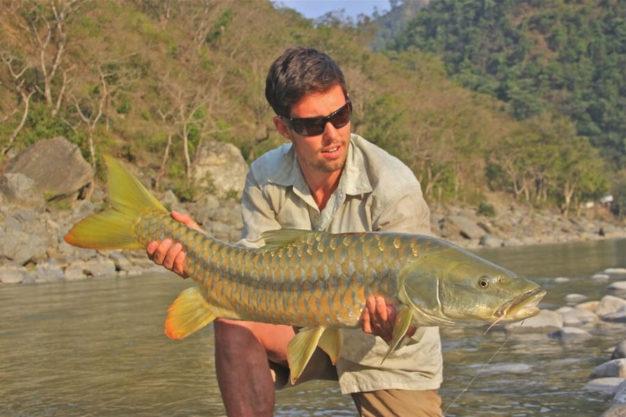 Mahseer Fly Fishing