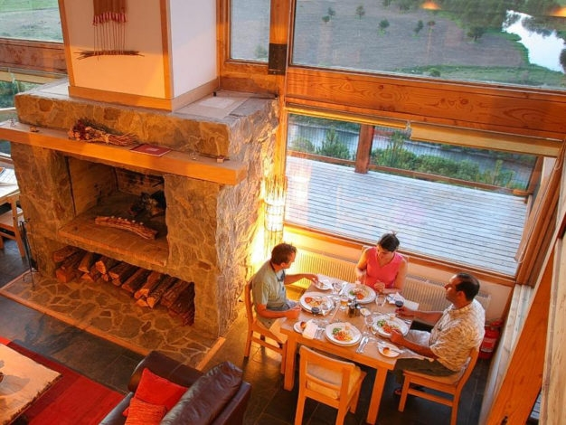 Most Comfortable Fly Fishing Lodge Chile
