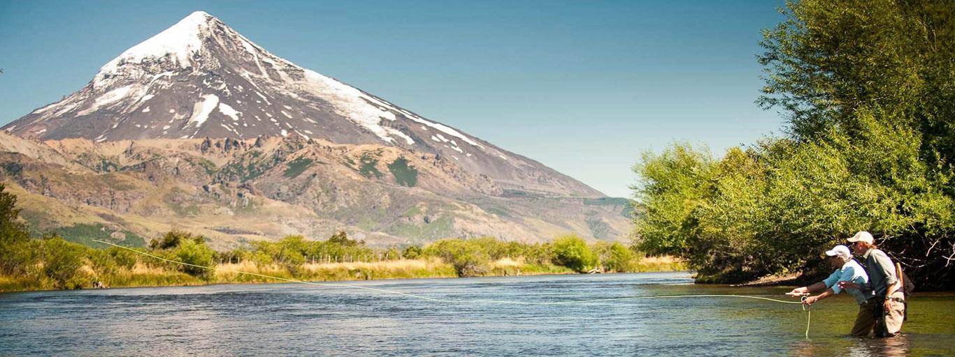 Northern Patagonia Fishing Destinations