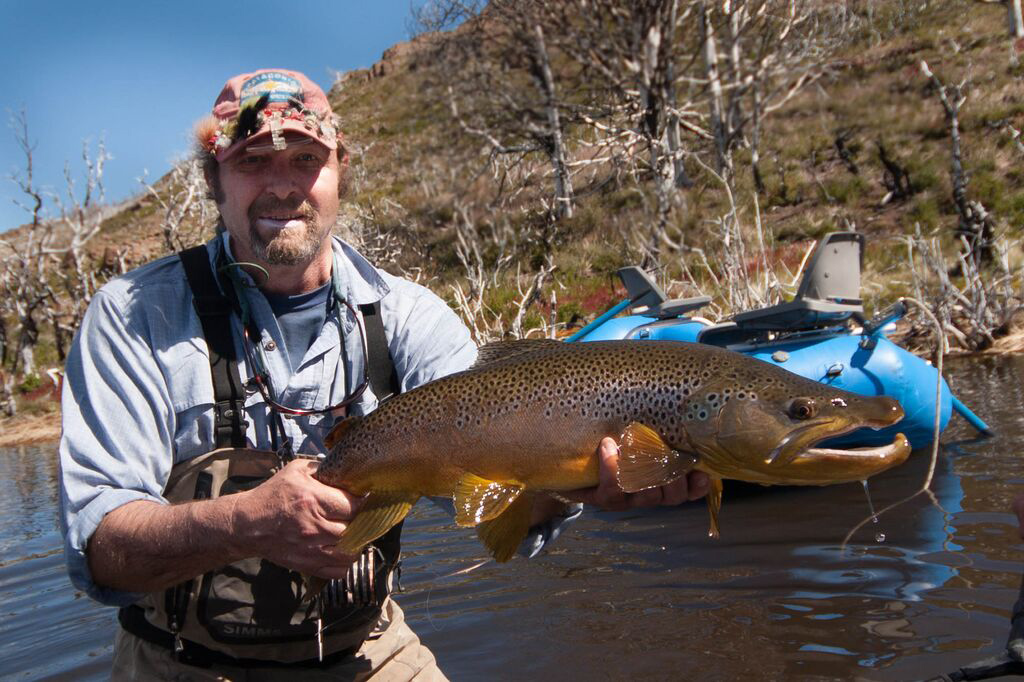 Prg trevelin hemispheres unlimited for Patagonia lake fishing