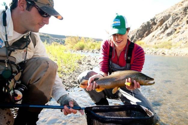Patagonia River Guides Small Streams