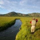 Pube Tres Leones Fly Fishing Rio Pico