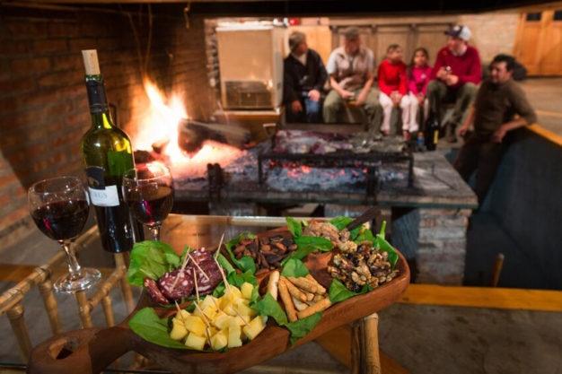 Northern Patagonia Cuisine PRG