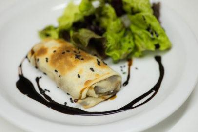 PRG dinner cuisine Trevelin Lodge