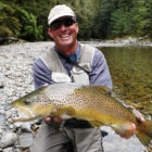 Big Brown Trout of New Zealand