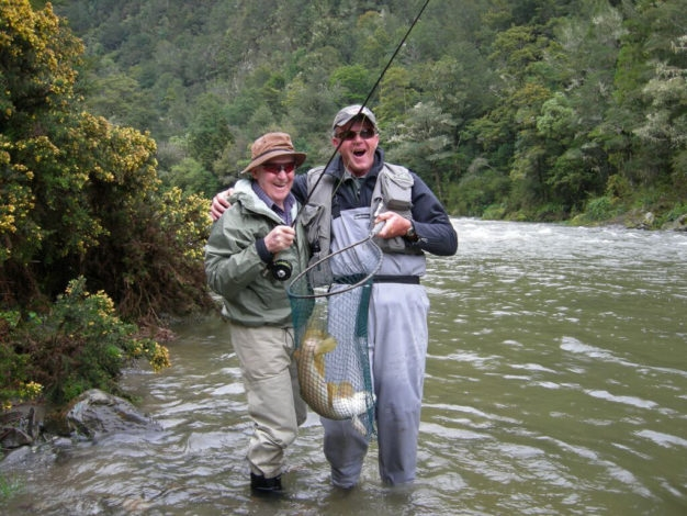 Fly Fishing Guides in New Zealand