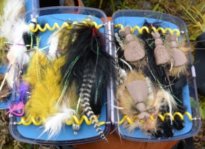 Kamchatka Fly Selection