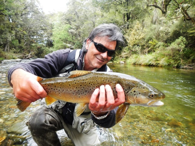 New Zealand Trout Fishing