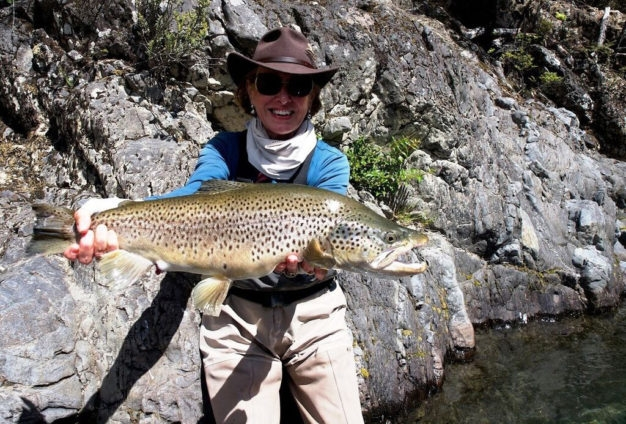 New Zelanad Flyfishing outfitter