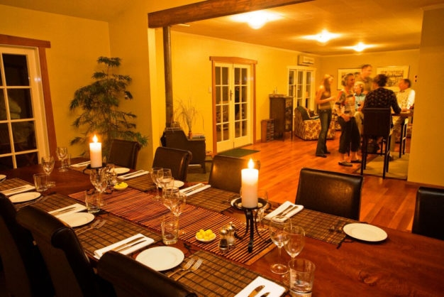 Owen River Lodge Dinners