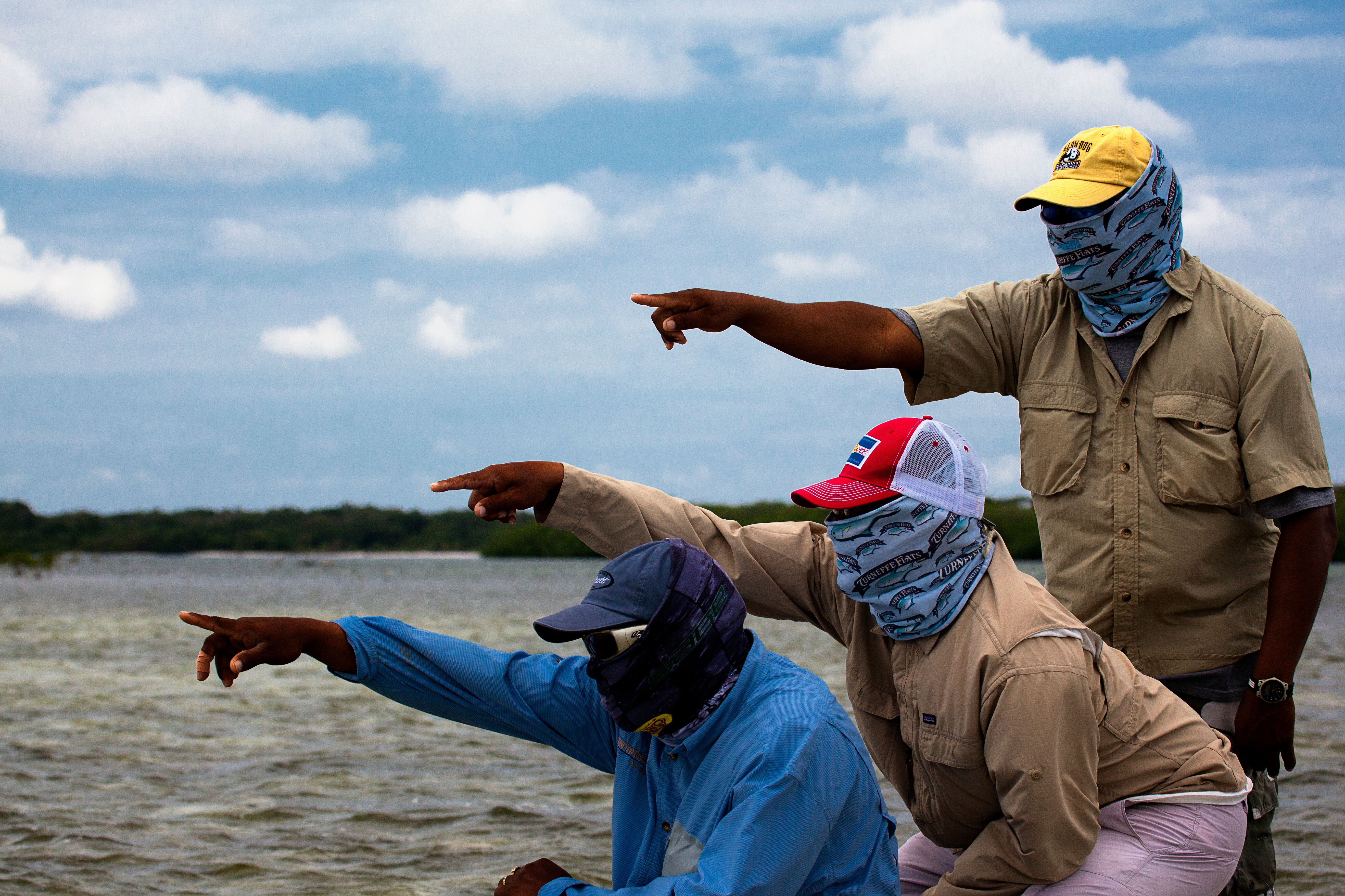 Belize Fly fishing guides