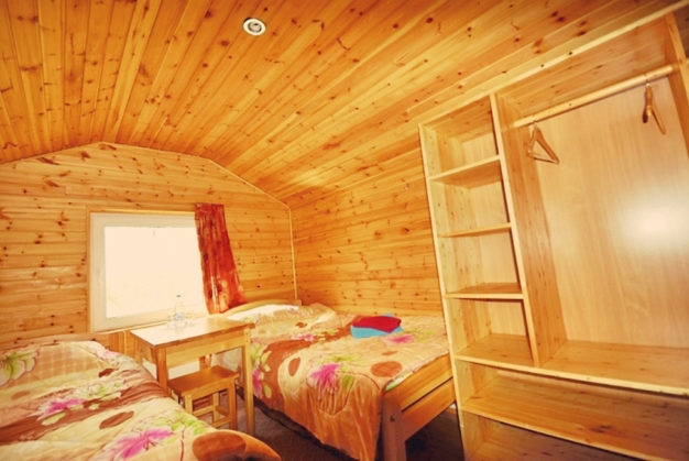 Belousiha Cabin Rooms