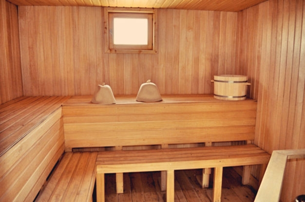 Belousiha Sauna