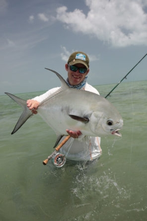 Rance Rathie Permit Palometa Club