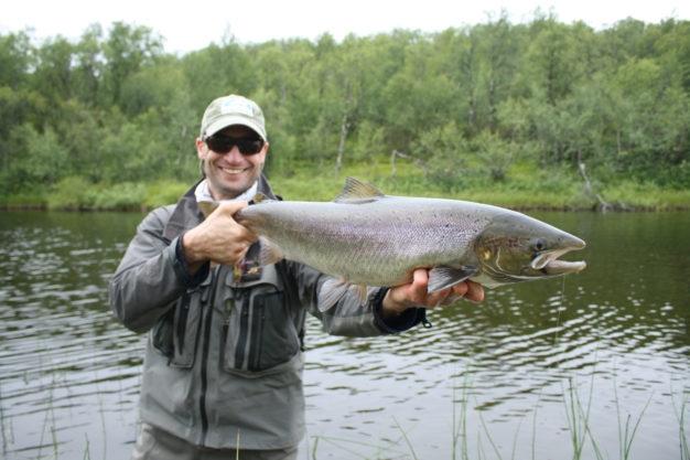 Justin C Witt Salmon