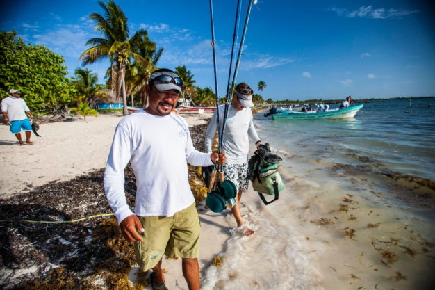 Palometa Club Guides Gear