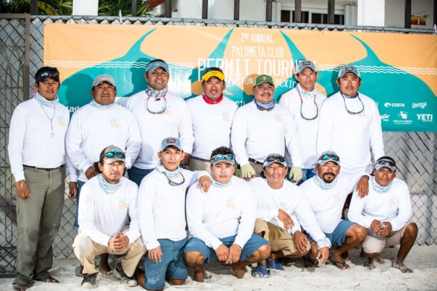 Palometa Club guide team