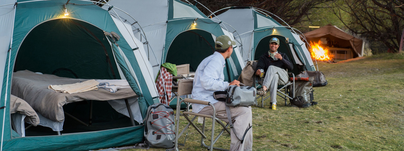 Patagonia RIver Guides Unplugged Camping Program