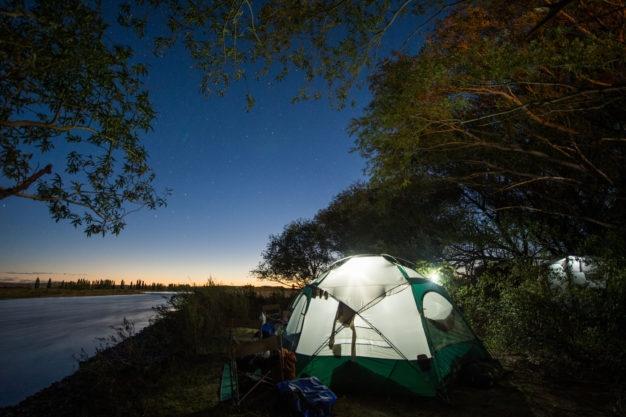 Patagonia River Guides Camping
